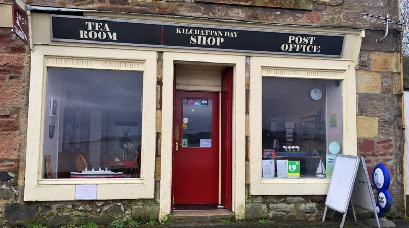 Kilchattan Bay Cafe and Post Office