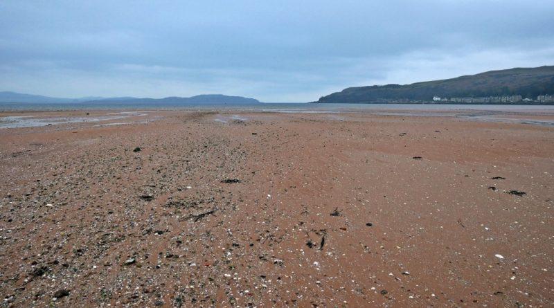 Kilchattan Bay beach
