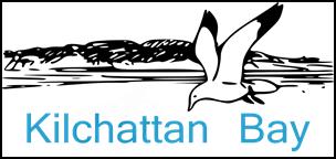 Kilchattan Bay Isle of Bute Scotland Logo