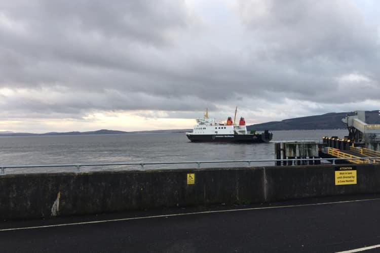 Caledonian MacBrayne Ferries